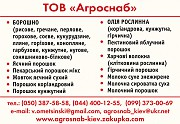 Конопляне борошно - незаслужено забутий продукт из г. Киев