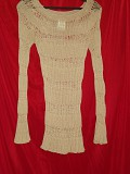 Свитера-пуловеры женские 44 размер S, 2 штуки комплектом 2в1 из г. Киев