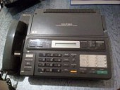 "телефон-факс ""Panasonic"" KX-F 130"