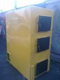 Твердотопливный пиролизный котел воздушного отопления Kfpv-150 от про доставка из г.Кременчуг