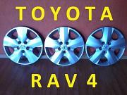 Колпак R16 Toyota Rav 4 из г. Славянск