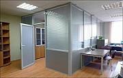 Пластиковые офисные перегородки. Недорого. из г. Киев