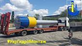 Перевозки негабаритных грузов, перевозка негабарита, аренда трала Днеп